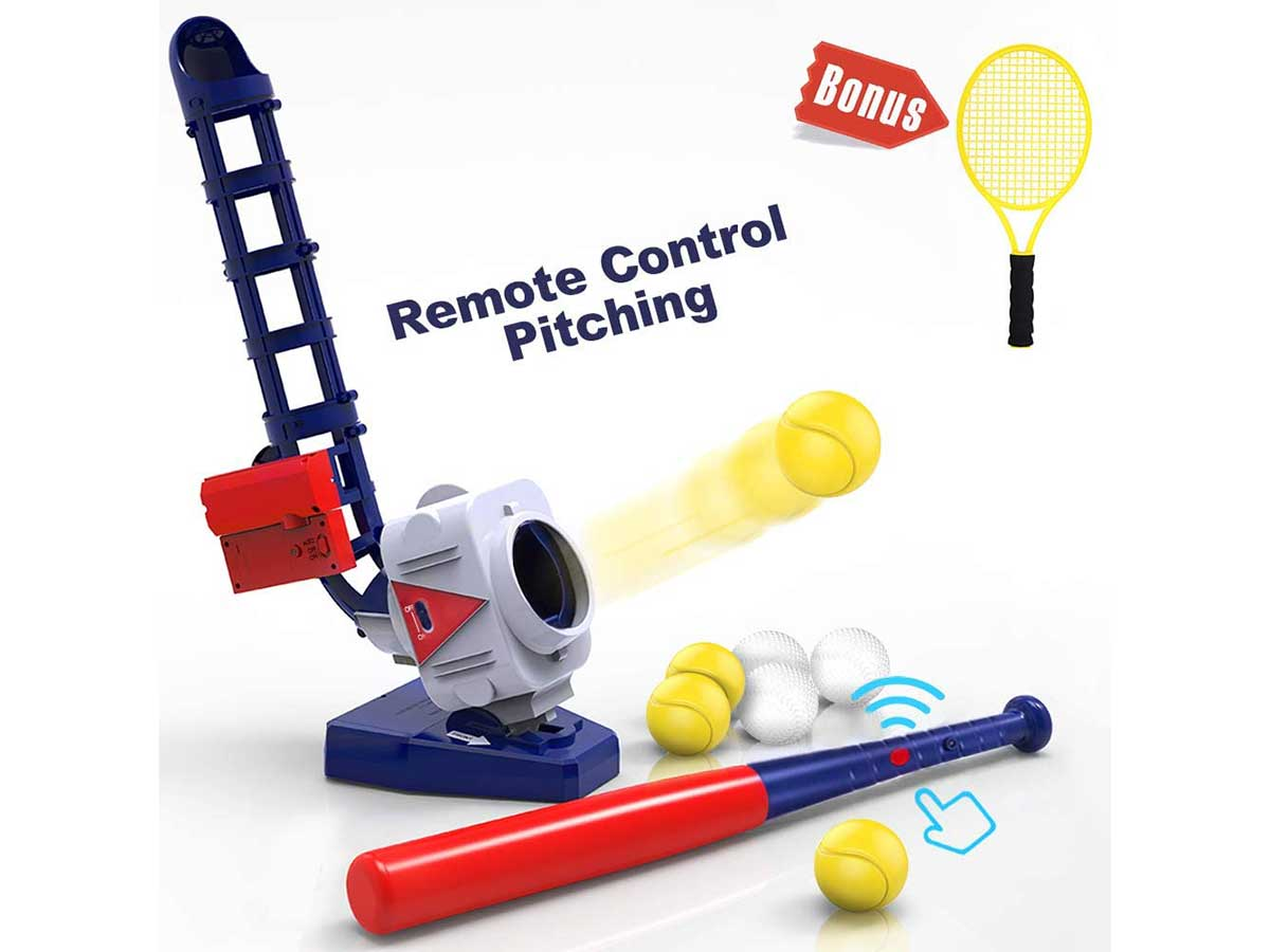 Baseball & Tennis Pitching Machine