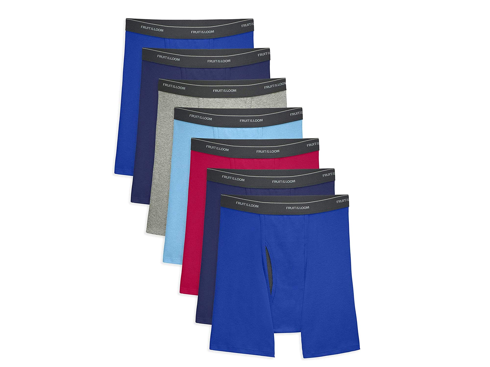 Fruit of the Loom Men's Coolzone Boxer Briefs