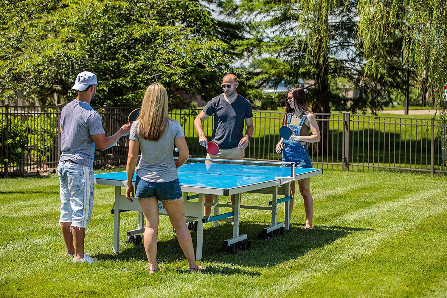 Find your next ping pong table