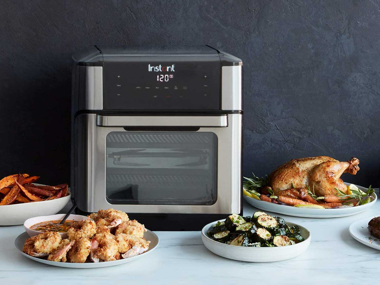 Instant Pot toaster oven