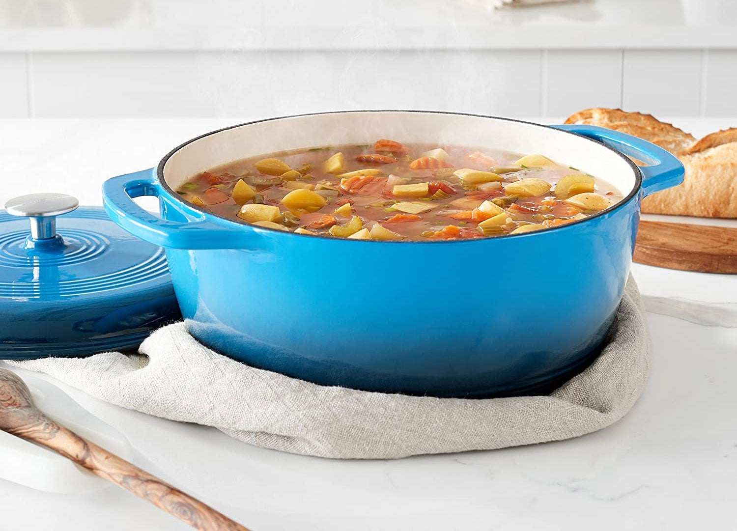 Buying an Enameled Cast-Iron Dutch Oven