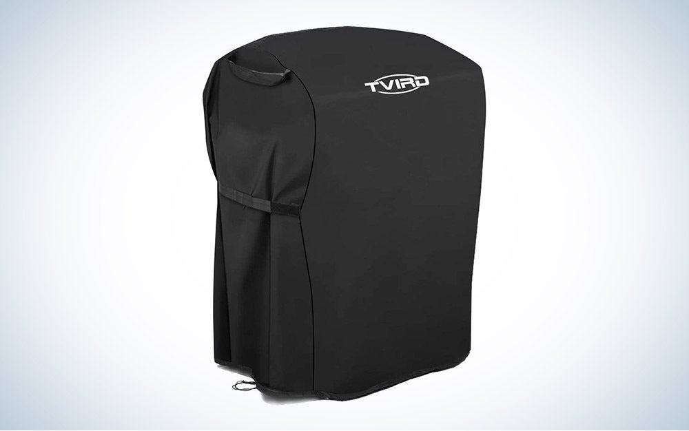 The TVIRD BBQ Grill Cover 30-inch is the best value.