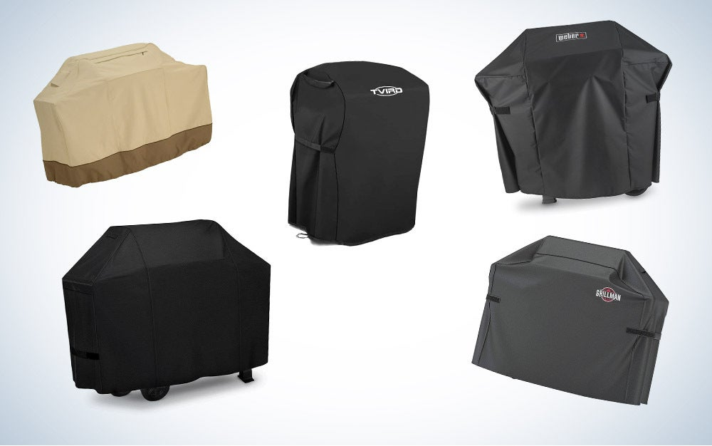 These are our picks for the best grill covers on Amazon.