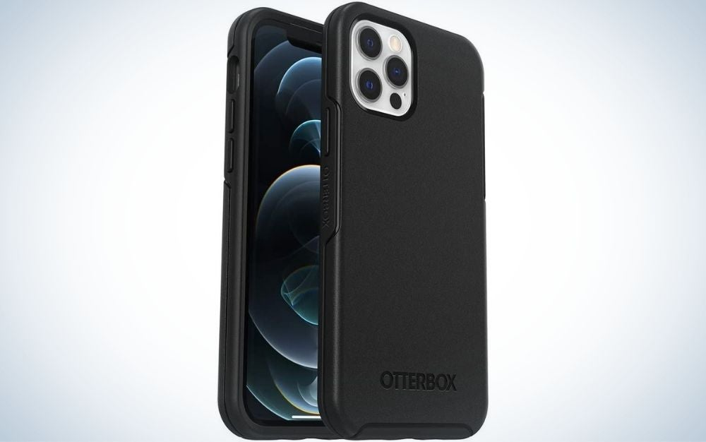 OtterBox SYMMETRY SERIES Case is the best overall.