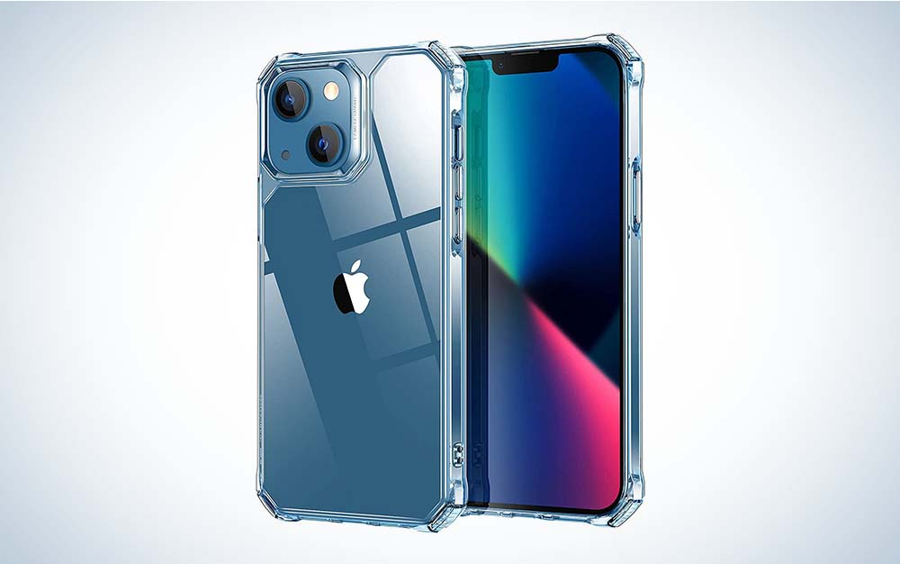 The ESR Air Armor Case is one of the best smartphone cases for value.