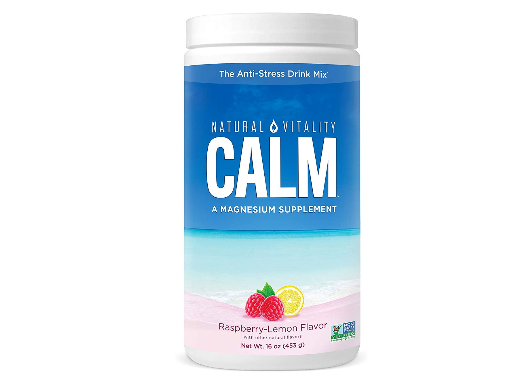 Natural Vitality Calm #1 Selling Magnesium Citrate Supplement