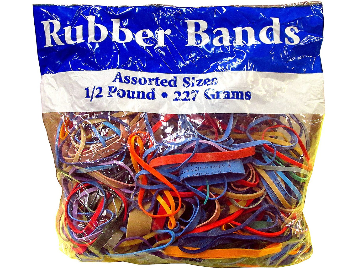 Alliance Rubber Bands Assorted Dimensions