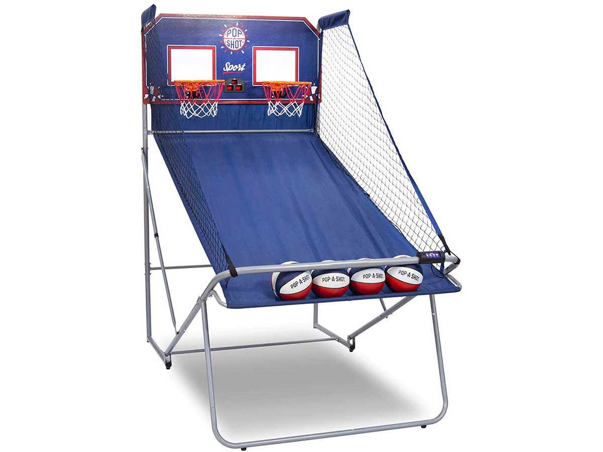 Pop-A-Shot Official Dual Shot Sport Basketball Arcade Game