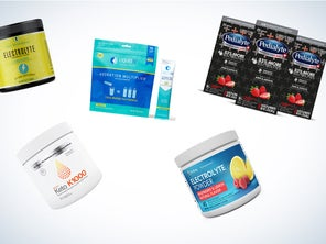 The Best Electrolyte Powders to Refuel Your Hardworking Body