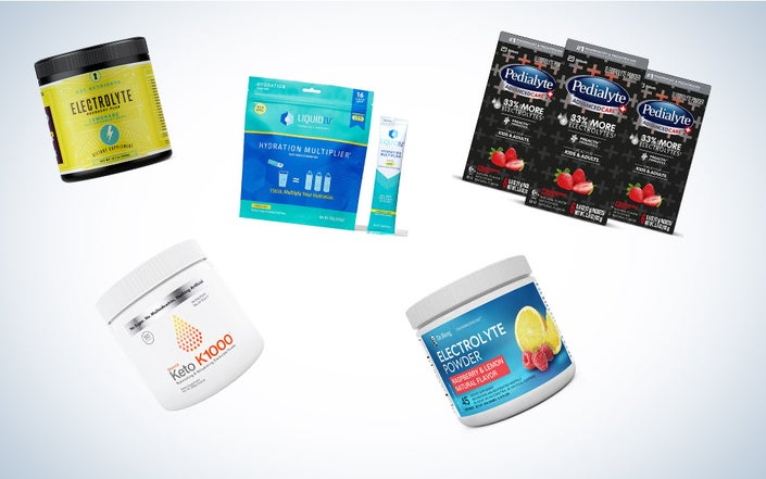 These are our picks for the best electrolyte powders on Amazon.