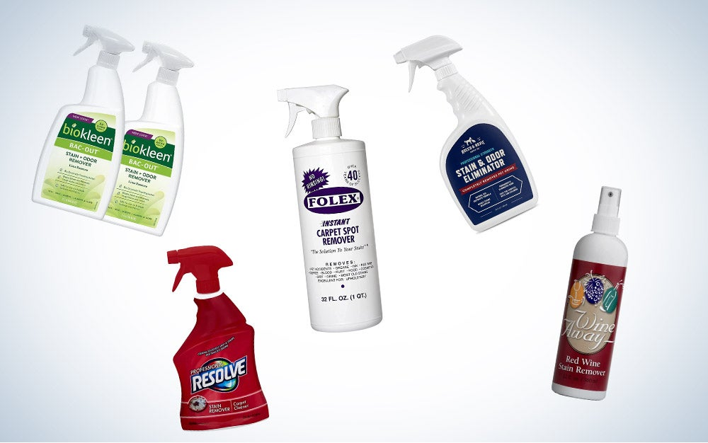 These are our picks for the best carpet cleaners on Amazon.