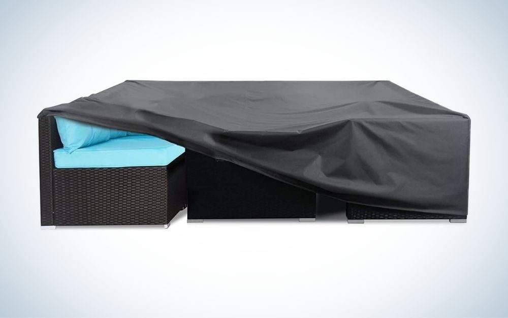 STARTWO Patio Furniture Covers are the best for all seasons.