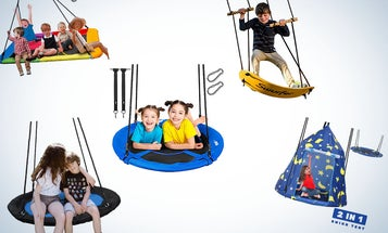 Best Saucer Tree Swings for Monkeying Around
