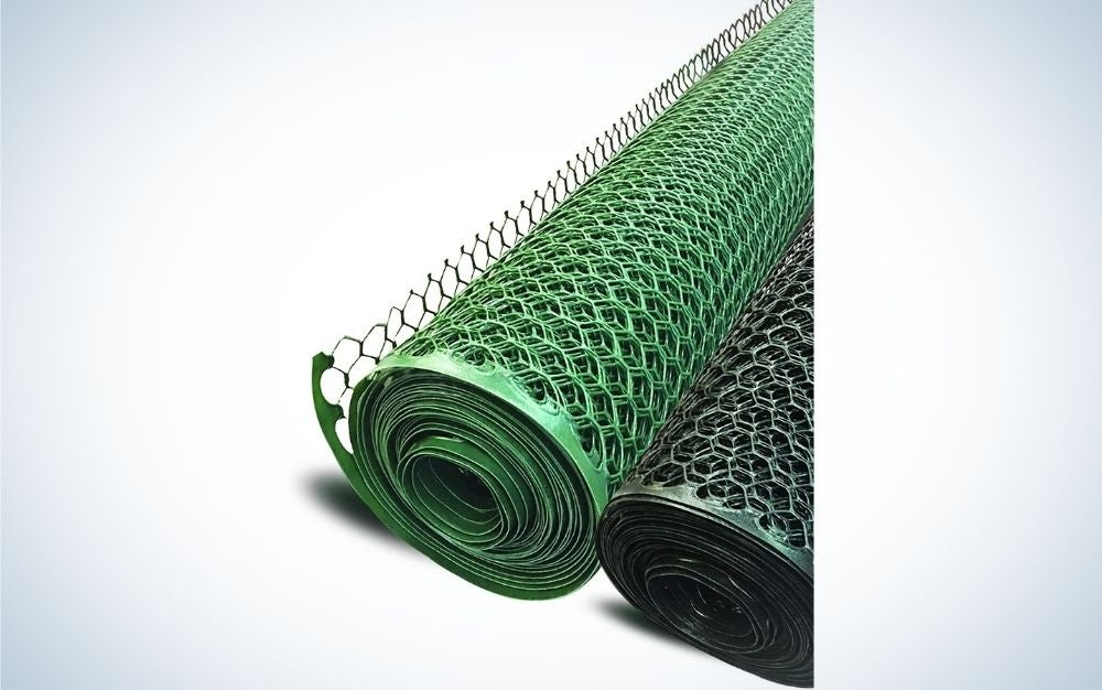 The BOEN Poultry hex Netting is best for gardens.