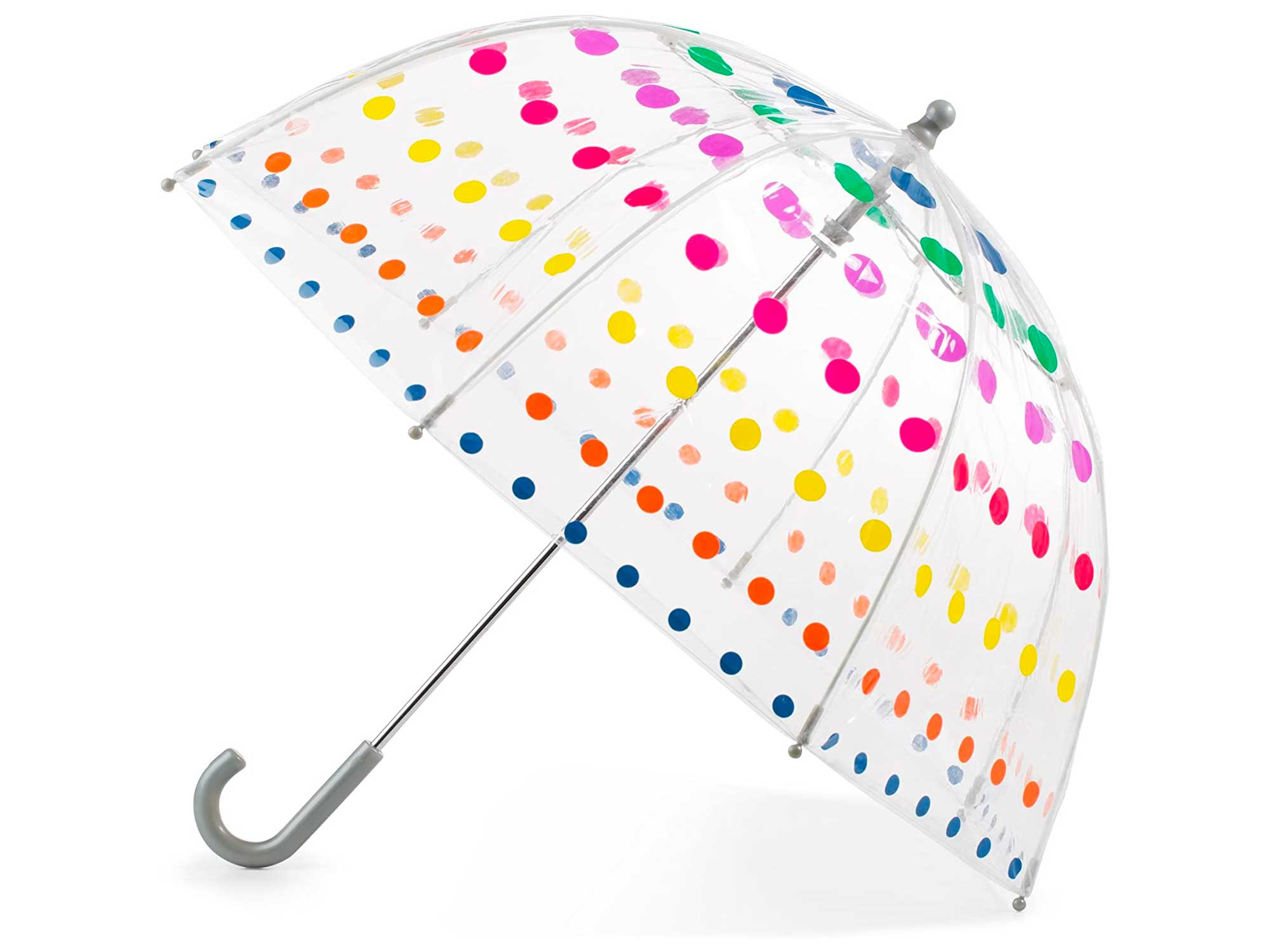 totes Kid's Clear Bubble Umbrella
