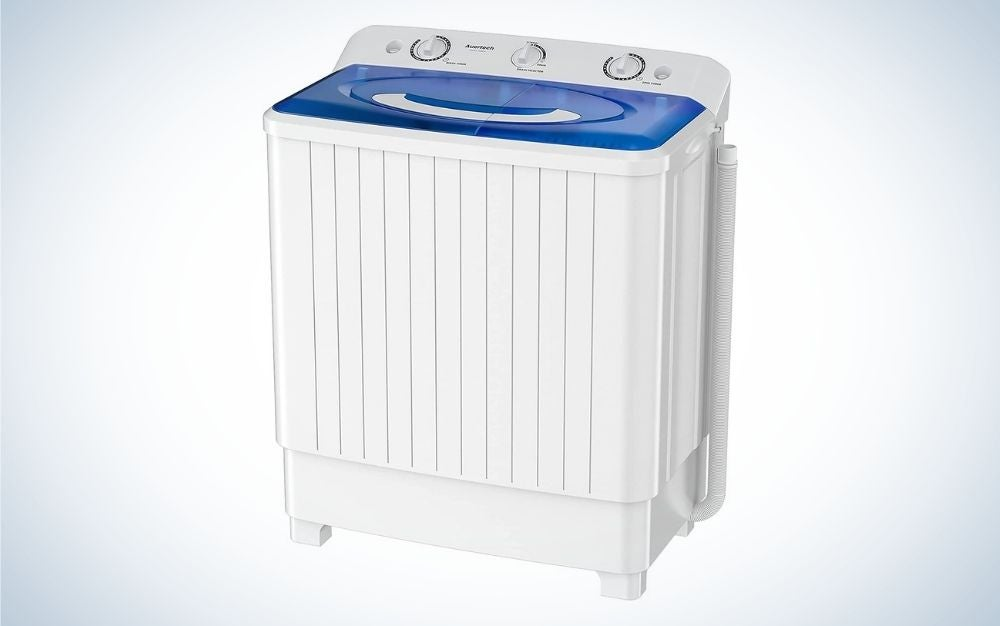 Auertech Portable Washer is best for large loads.
