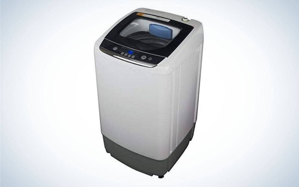 The Black & Decker Portable Washer is best for single-person households.