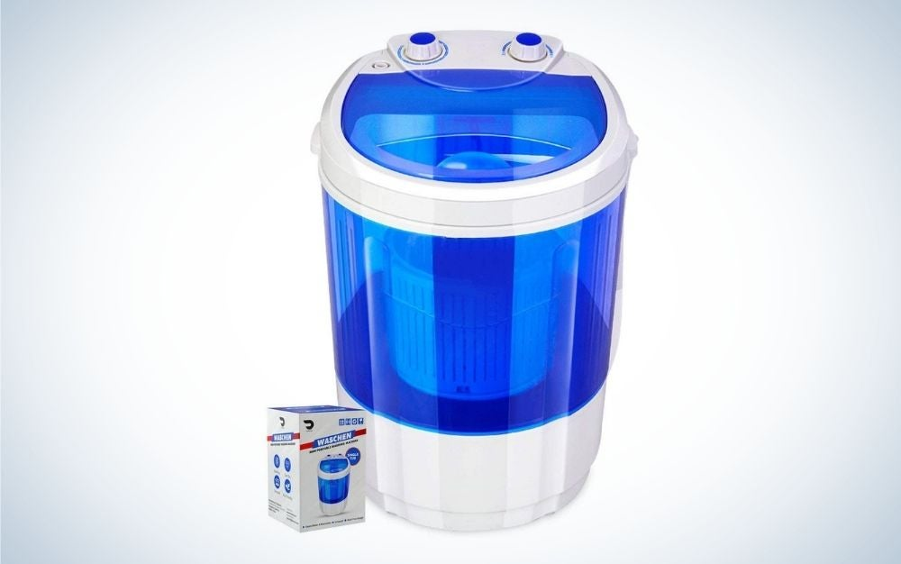 The Densors Portable Single Tub Washer is the best value.