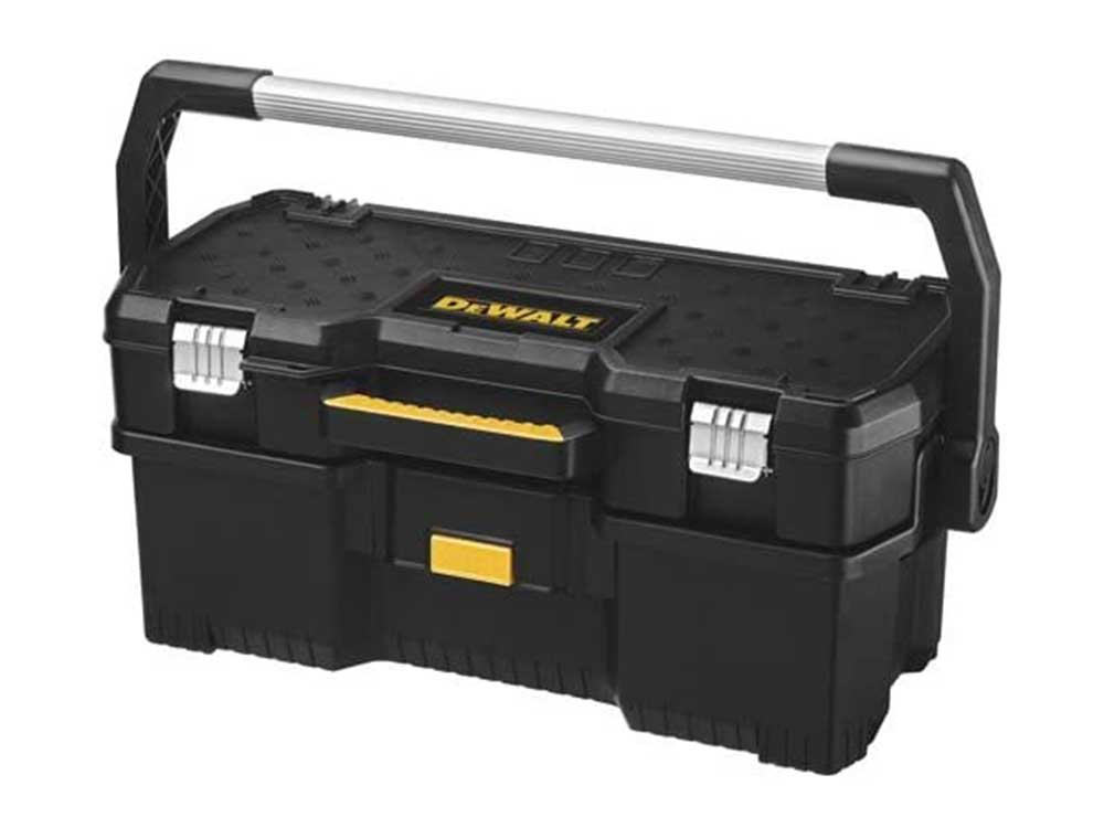 DEWALT Tool Tote with Removable Power Tool Case, 24-Inch