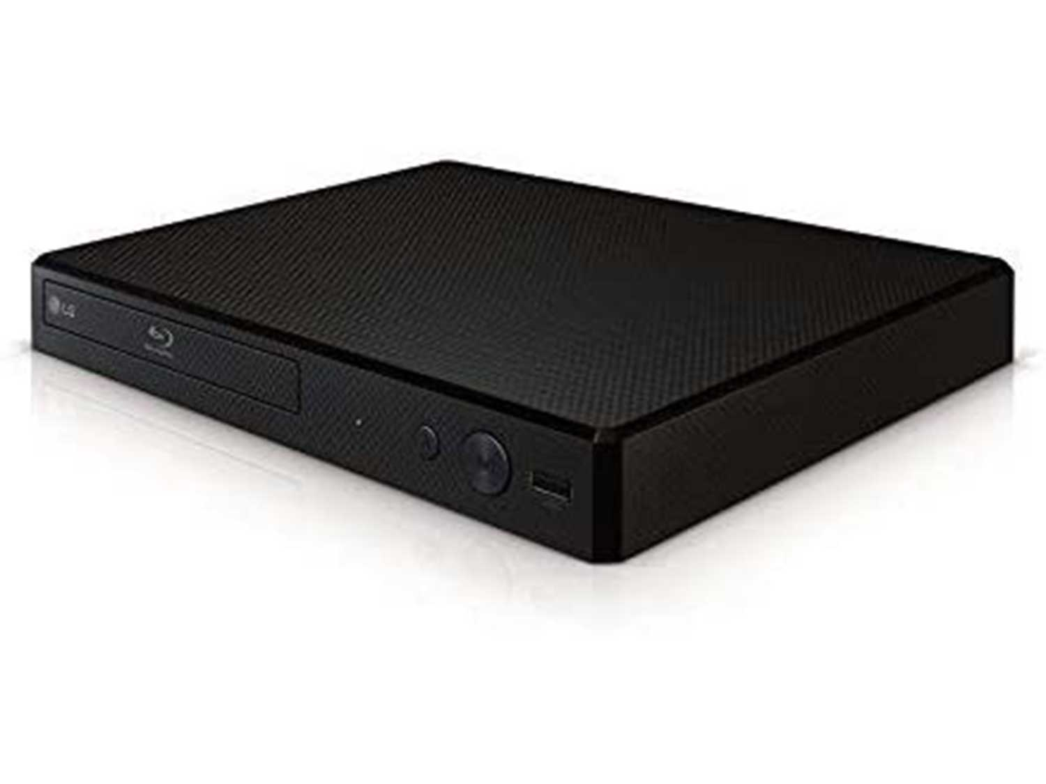 LG BP175 Blu-Ray DVD Player, with HDMI Port Bundle (Comes with a 6 Foot HDMI Cable)