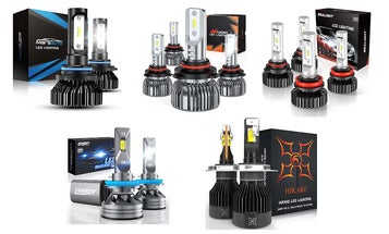 The Best LED Headlights for Improved Night Vision