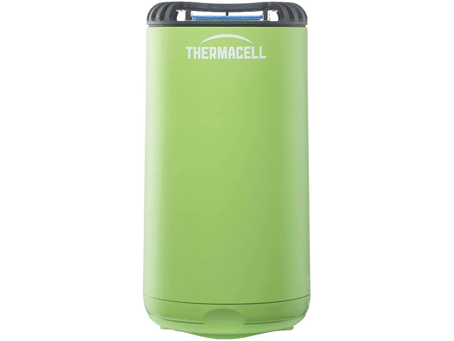 Thermacell Patio Shield Mosquito Repellent, Greenery Green; Easy to Use, Highly Effective; Provides 12 Hours of DEET-Free Mosquito Repellent; Scent-Free, No Spray, No Smoke and Cordless