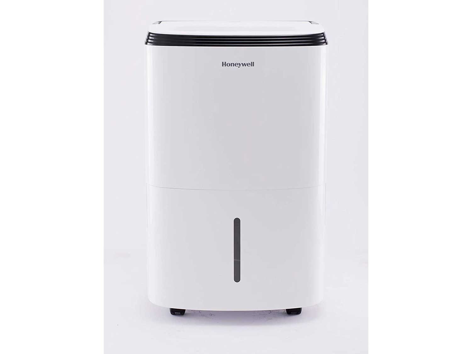 Honeywell Large SqFt Design & Filter Change Alert, TP70WKN, White TP70WK 70 Pint Energy Star Dehumidifier for Basement & Large Room Up to 4000 Sq Ft. with Anti-Spill Design