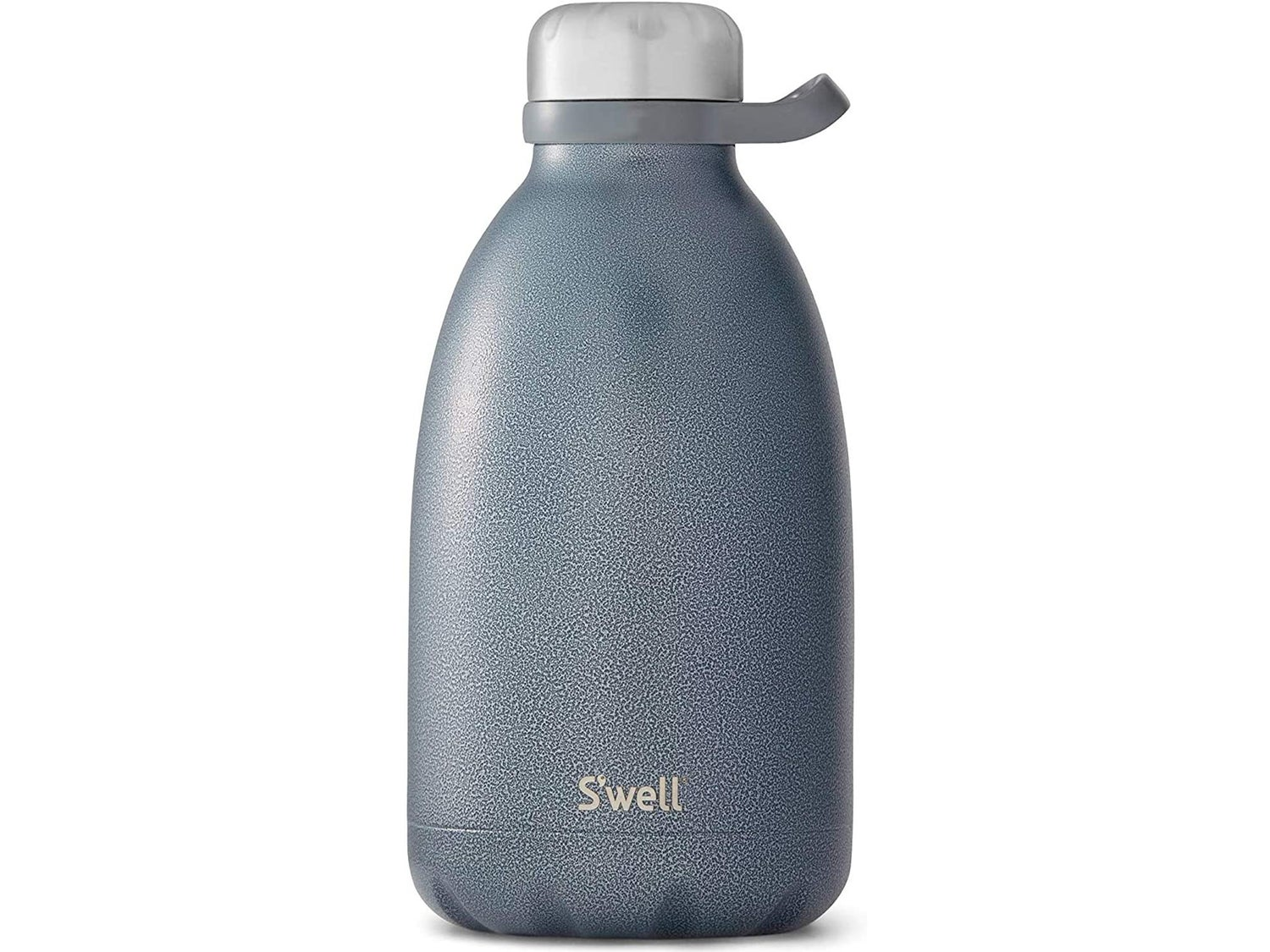 S'well Stainless Steel Roamer Bottle - 64 Fl Oz - Night Sky - Triple-Layered Vacuum-Insulated Containers Keeps Drinks Cold for 81 Hours and Hot for 29 - with No Condensation - BPA Free Water Bottle