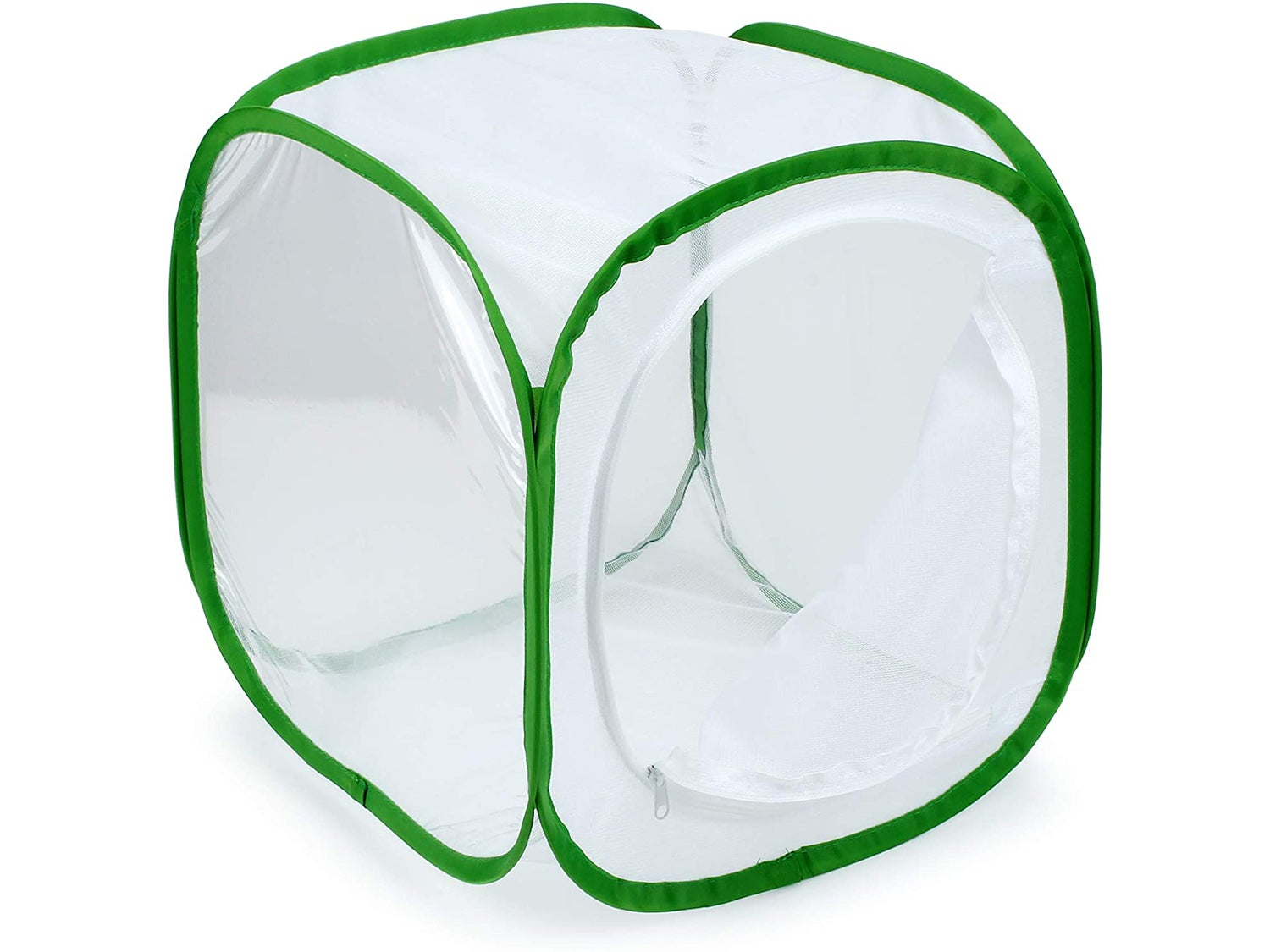 RESTCLOUD Insect and Butterfly Habitat Cage Terrarium Pop-up 12 X 12 X 12 Inches