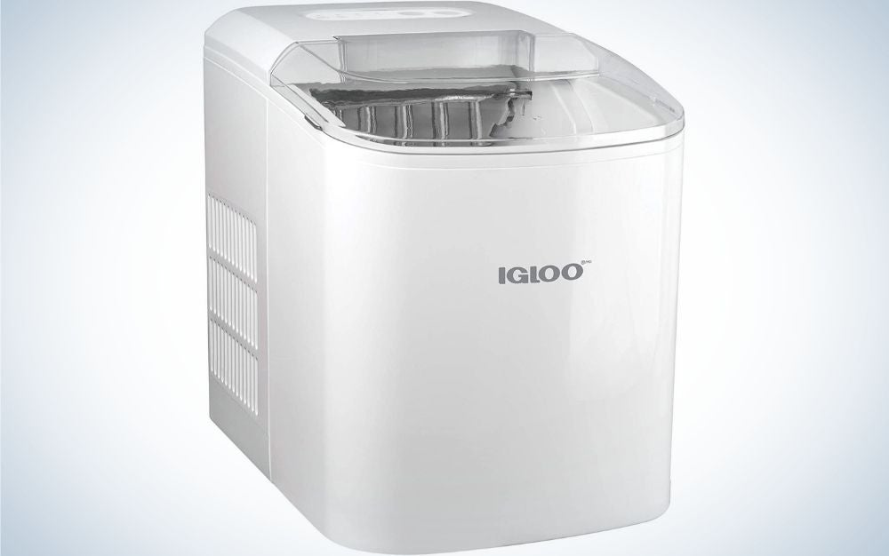 The Igloo Automatic Portable Countertop Ice Maker is the best overall.