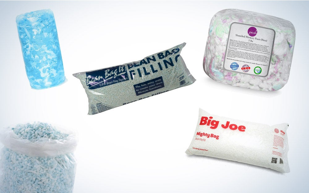 These are our picks for the best bean bag refills on Amazon.