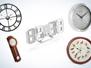 Never Lose Track of Time with the Best Wall Clocks