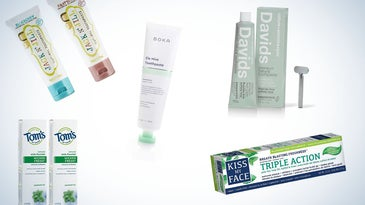 These are our picks for the best natural toothpastes on Amazon.