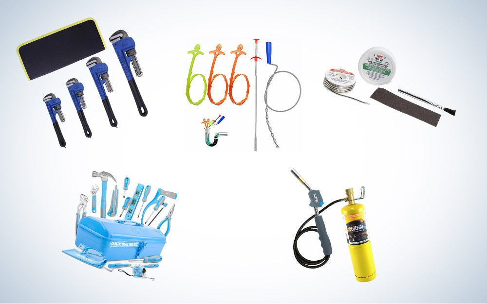 These are our picks for the best plumbing supplies on Amazon.