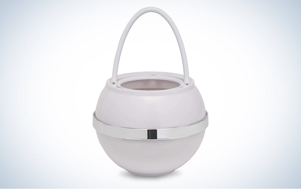The Crystal Quest White Bath Ball Filter is best for baths.