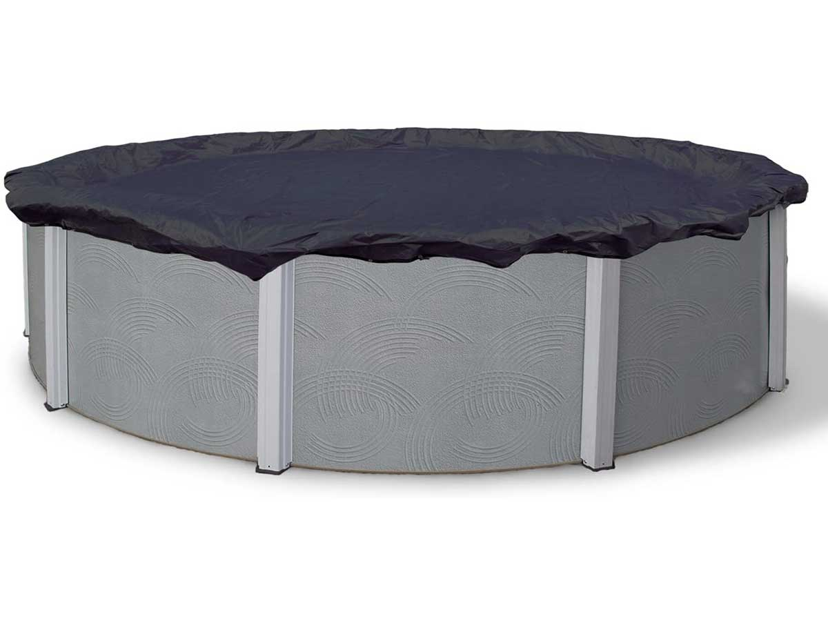 Dirt Defender 8-Year 30-Feet Round Above-Ground Winter Pool Cover