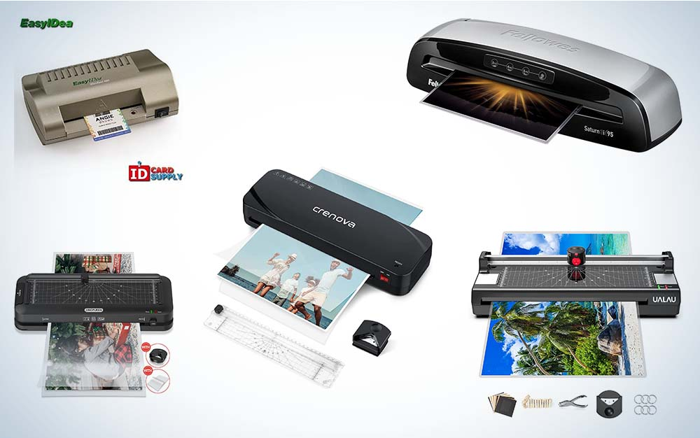 The best thermal laminator of 2021.