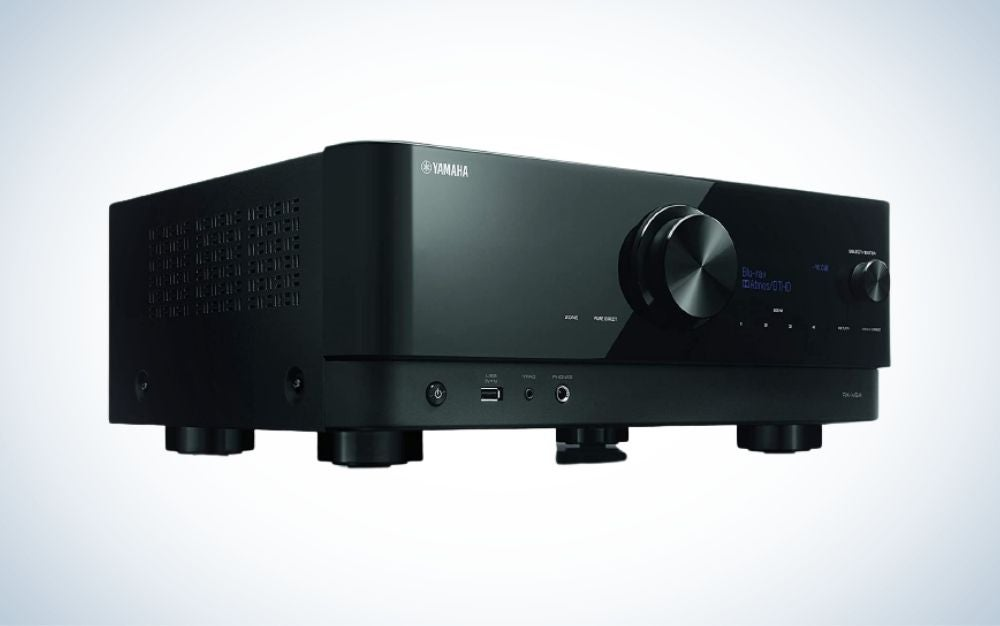 The YAMAHA RX-V6A is the best overall AV receiver.