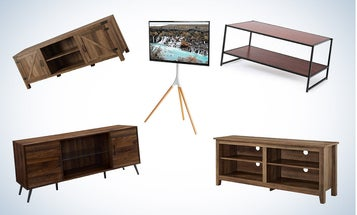 The Best TV Stands for Your Living Room