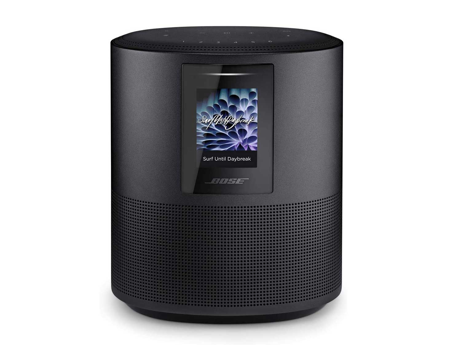Bose Home Speaker 500 with Alexa Voice Control Built-in, Black