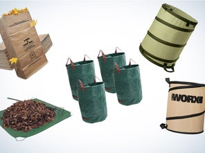 The Best Leaf Bags to Clean Up Your Yard