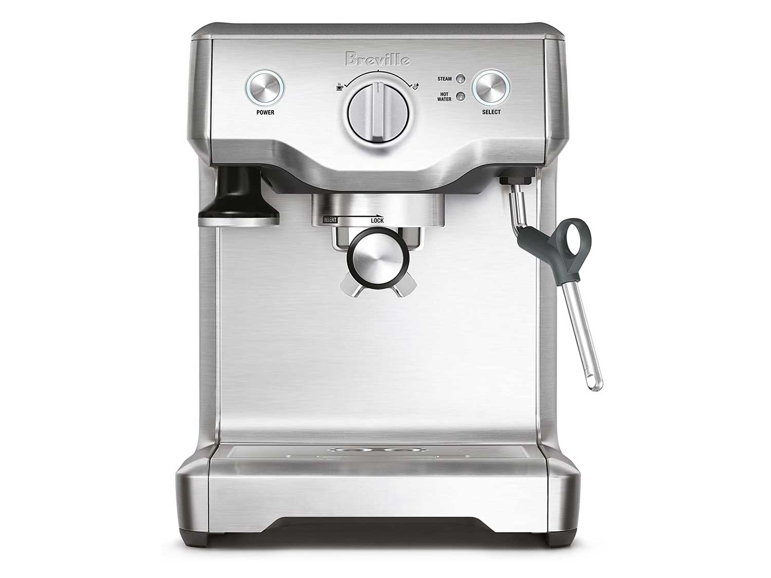 Breville BES810BSSUSC Duo Temp Pro Espresso Machine, Stainless