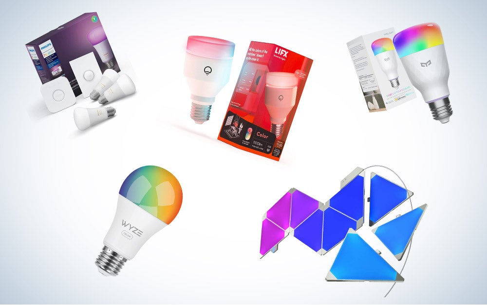 These are our picks for the best smart lights on Amazon.