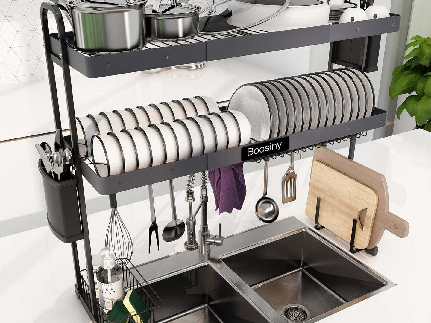 Over-the-Sink drying rack