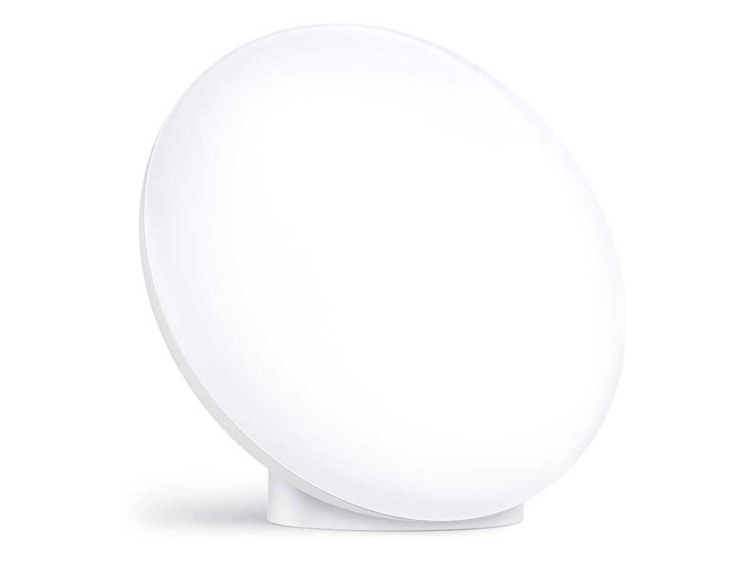 Light Therapy Lamp, TaoTronics UV-Free 10000 Lux Therapy Light, Touch Control with Stepless Brightness Levels, Large Light Surface, Memory Function, Compact Size for a Happy Life