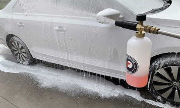 Three Reasons to Try a Foam Cannon the Next Time You Wash Your Car