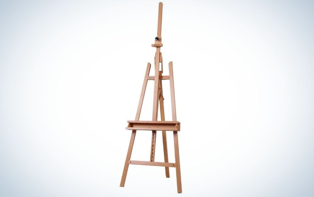 MEEDEN Large Painters Easel is the best overall easel.