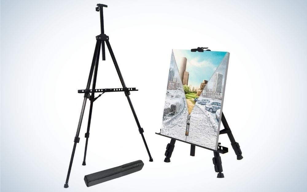 T-SIGN Reinforced Artist Easel offers the best value.