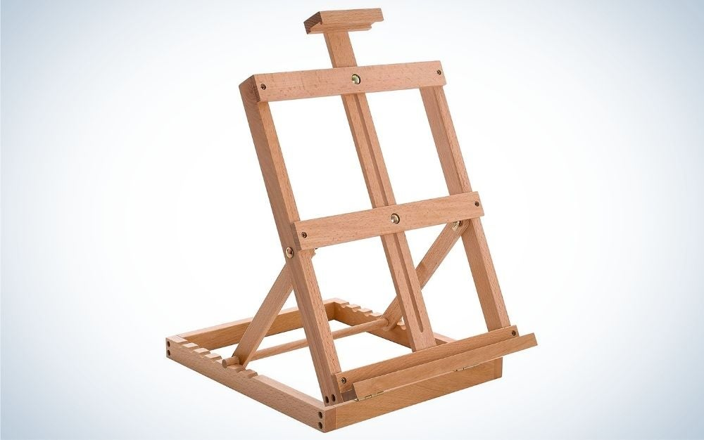 U.S. Art Supply makes the best tabletop easel.