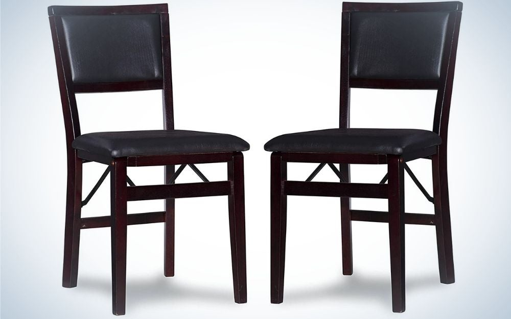 linen-keira-pad-folding-chair-best-looking-folding-chairs